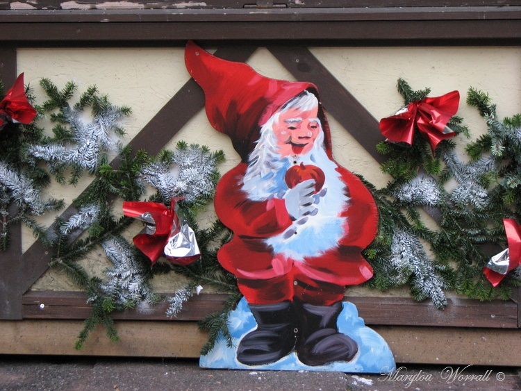 Au temps des marchés de Noël : Colmar, Place Jeanne d'Arc etc.