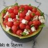 piques pastèque-basilic-feta