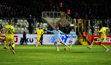Acheter maillot Istanbul Basaksehir FK 2018 2019 Troisieme