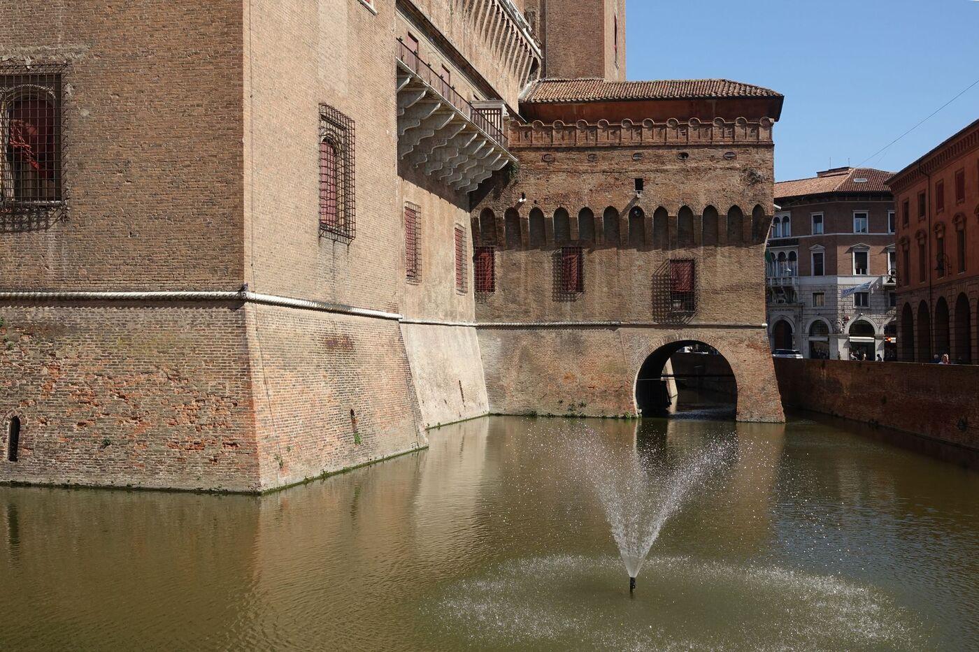 Ferrara, le circuit médiéval et historique