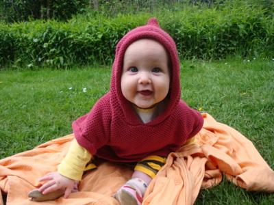 Blog de melimelodesptitsblanpain :Méli Mélo des p'tits Blanpain!, Première dent de Lili-Rose!