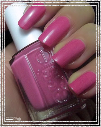Essie on faisiat un check up