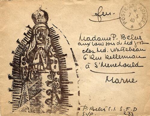 Carte 45 /  07/05/1940