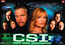 CSI - Las Vegas, Miami, New York