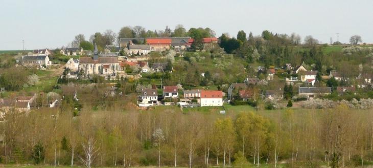 Vue d'ensemble - Noyant-et-Aconin