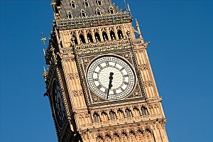 London-Big Ben-Clock-Clock tower-Palace of Westminster-Parl