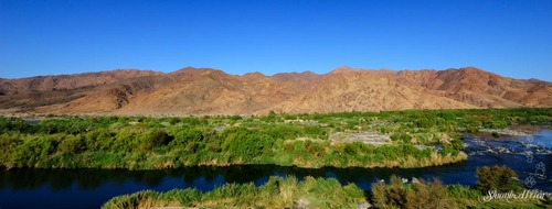 Richtersveld NP, Orange River