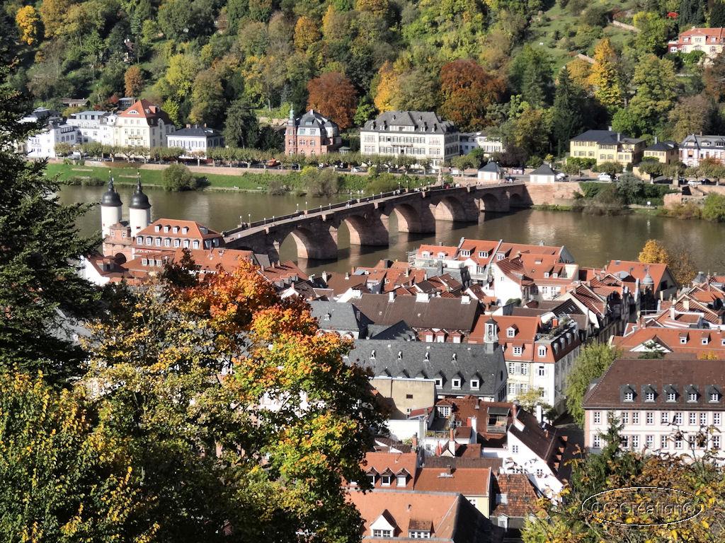 """Croisière """"romantique"""" sur le Rhin ... en diaporama (6 et Fin)"""
