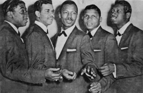 "The Five Keys : CD "" The Aladdin Singles 1951-1956 "" Soul Bag Records DP 45 [ FR ]"
