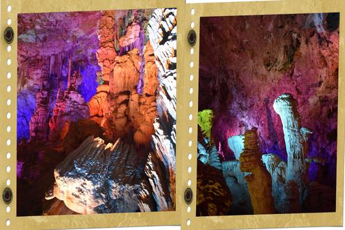 30340 Mejannes le Clap Grotte de la Salamandre