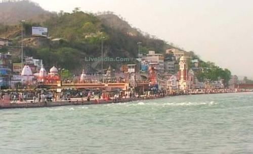 Vers les sources du Gange ! (dec 91). Delhi-Haridwar