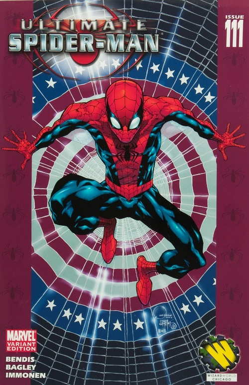 The Ultimate Spider-man 111-120