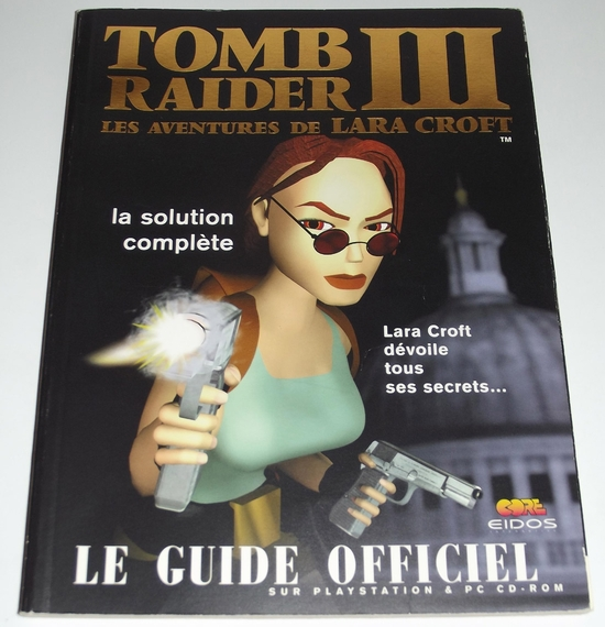 Guide Tomb Raider 3