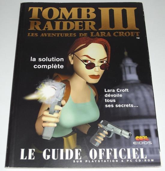 Guide Tomb Raider 3