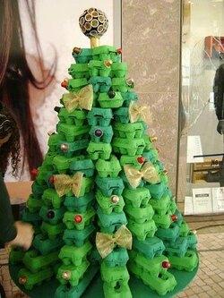 L'histoire du sapin de Noël
