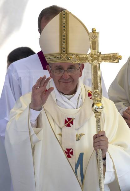 Le pape François prie pour la paix en Égypte et pour les femmes
