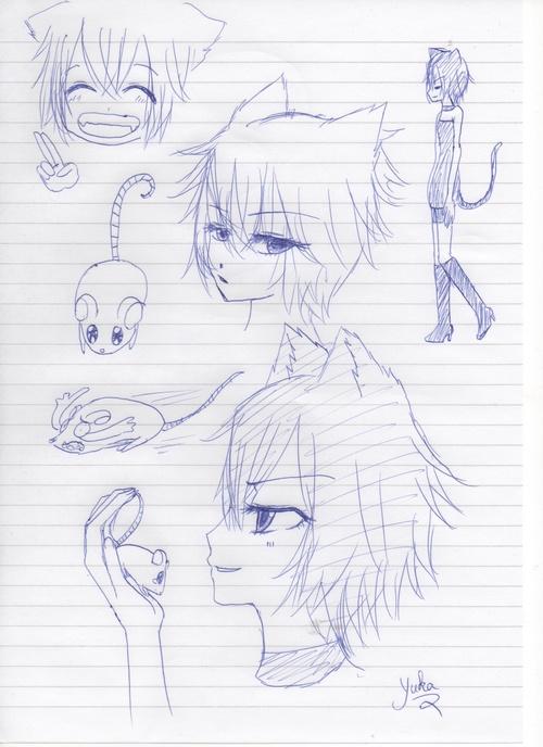 Neko & mouse