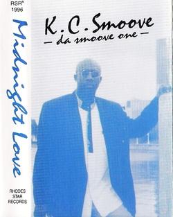 KC SMOOVE - MIDNIGHT LOVE (1996)