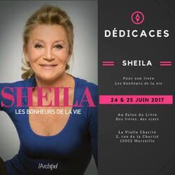 Actualité Sheila 2017 / MAJ du 18 juin
