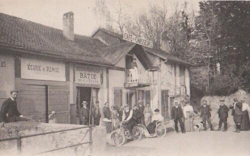 La Bâtie-sur-Versoix