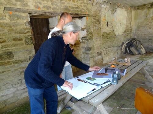 La réhabilitation du moulin du Bœuf, à Bellenod sur Seine