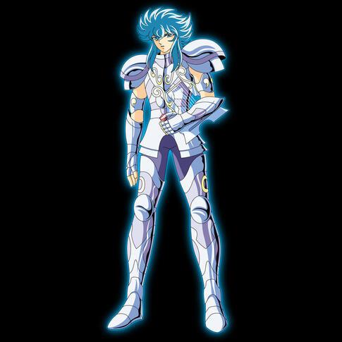 III - Armure de la Lyre (Lyra Cloth)
