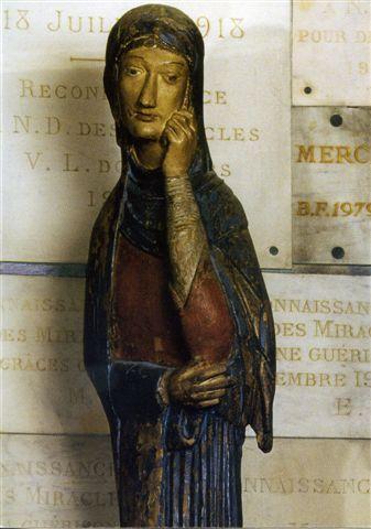 Notre-Dame des miracles...