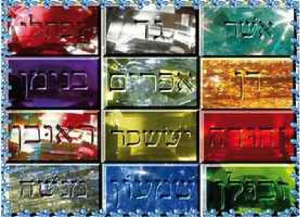 Les tribus perdues d'Israël