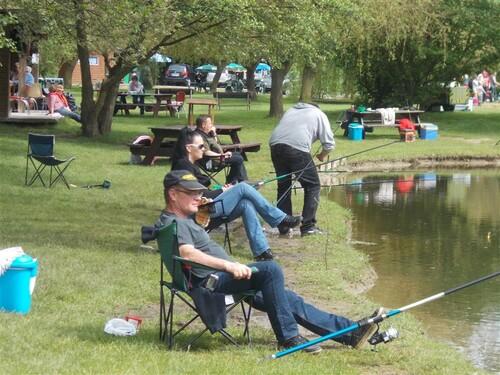 Journée pêche du 21 mai