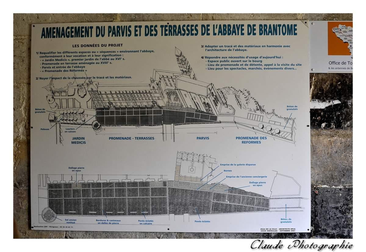 Brantôme -  Chancelade -Dordogne - 29 septembre 2013