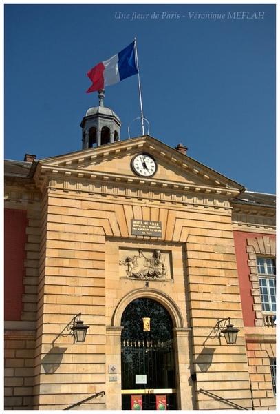 Rambouillet : L'Hôtel de Ville