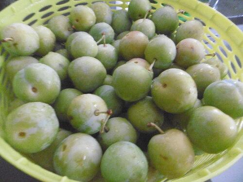 Ma confiture de prunes