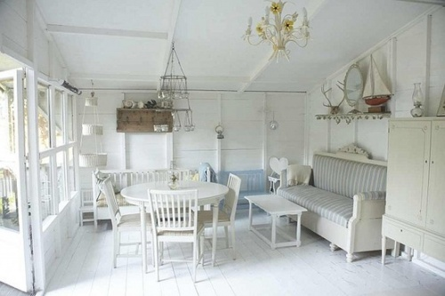 Style d co le style cottage d co en nuances for Cottage anglais deco