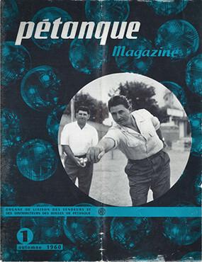 Pétanque magazine