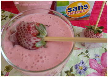 SMOOTHIE FRAISES GARIGUETTE