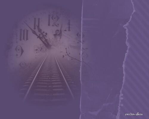 le temps qui passe : design