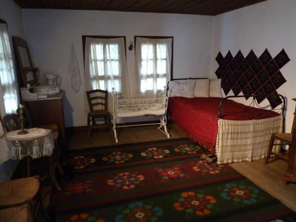 Jour 10 - Kasanlak - Musée ethnographique chambre