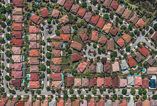 Miami vues aériennes