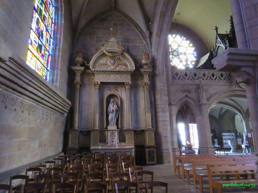 Église Saint-Léonard de Fougères