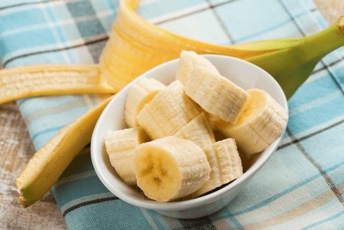 consommation de bananes