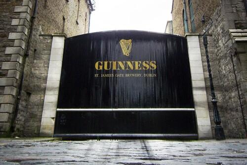 Visite de la Guinness Storehouse