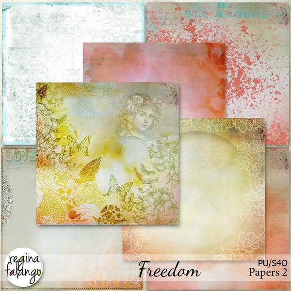 FREEDOM by Reginafalango