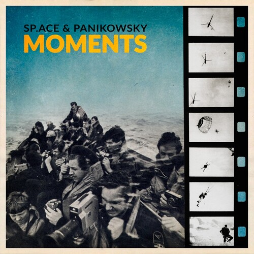 Sp.ace and Panikowsky - Moments (2017) [Downtempo, Instrumental Hip Hop, Trip Hop]