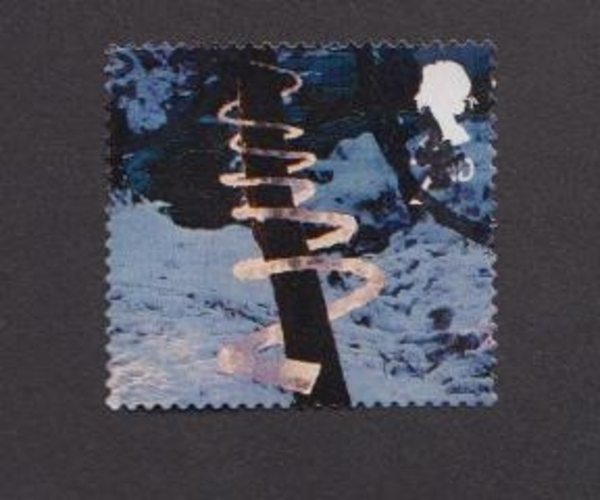 Grande Bretagne - Noël - timbres entre 1990 et 1996