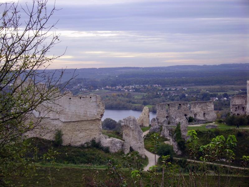 Château Gaillard (Les Andelys (27))