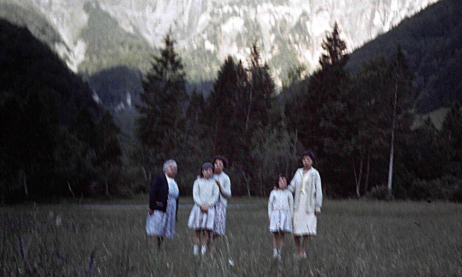 VACANCES EN SAVOIE DANS LES ANNEES 1960  ANNECY