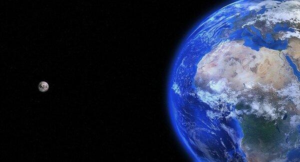Nouvelle date de l'apparition de la vie sur Terre...