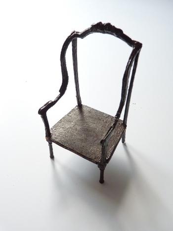 Bergère 1900 - Structure (3)