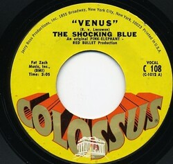 Shocking Blue : Venus (1970)