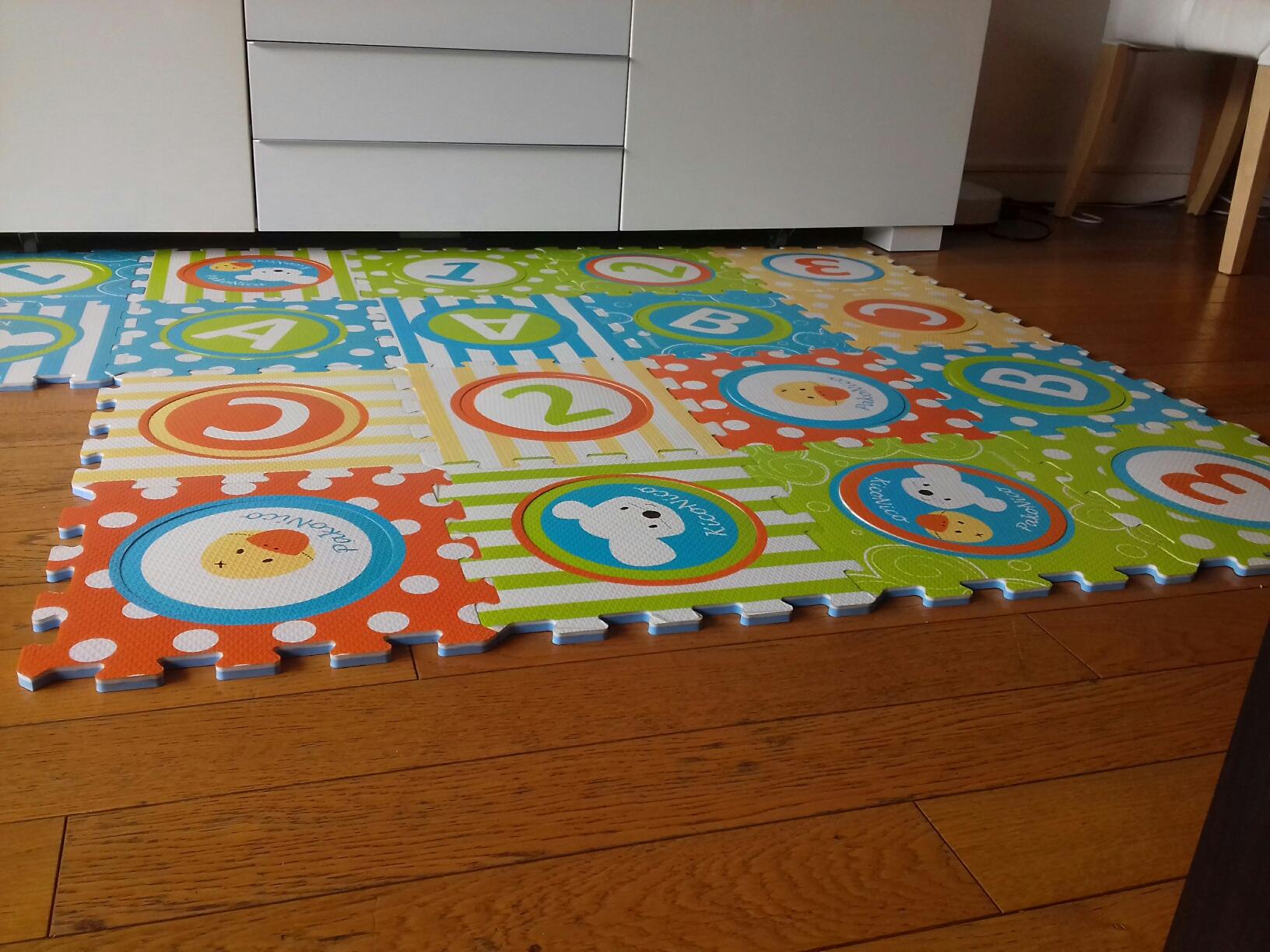 tapis de sol kiconico